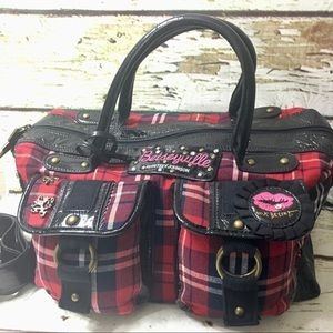 Betsey Johnson Betseyville Bag